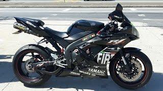 10. Rodolfinho da Z- Testando Yamaha Yzf-R1 2006