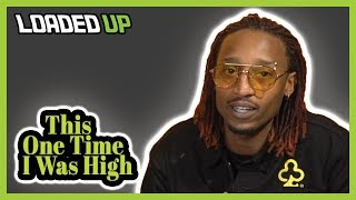 This One Time I Was High For The First TIme | Marty Grimes by Loaded Up