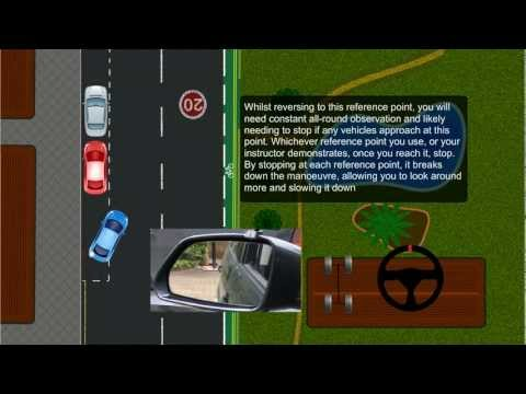 Reverse Parallel Parking Tutorial