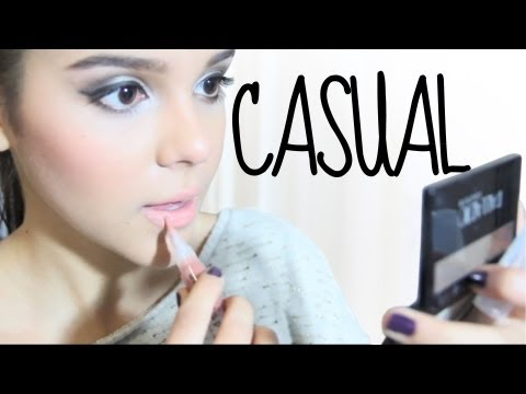 Maquillaje casual♥ Tips para un maquillaje perfecto!