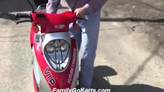 1. TaoTao CY50A 50cc Scooter Talkaround