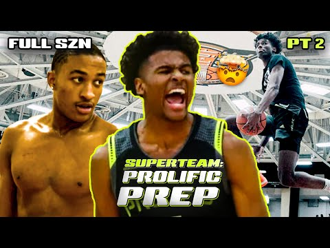 The Story Of The BEST HIGH SCHOOL TEAM EVER! How Jalen Green & Prolific Made HISTORY, Part 2 😱