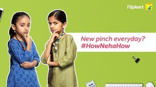 The ladies see Neha wearing something new every single day. #HowNehaHow ? Watch what's keeping them confused. http://bit.ly/2sASOBs