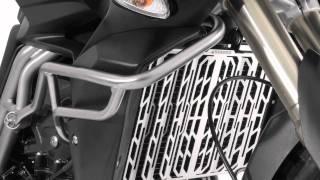5. Touratech Accessories: Triumph Tiger 800 XC