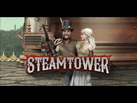 Steam Tower Slot Win (NetEnt) 01