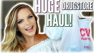 WHATS NEW AT THE DRUGSTORE! HUGE Makeup Haul! | Casey Holmes by Casey Holmes