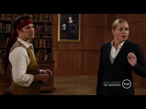 CRAZY VIRUS MOVIES & SERIES The Librarians US S01E01 E02