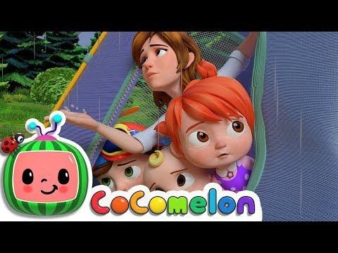 Rain Rain Go Away | CoComelon Nursery Rhymes & Kids Songs