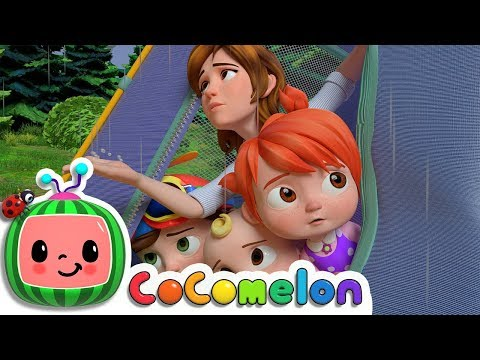 Rain Rain Go Away | Cocomelon (ABCkidTV) Nursery Rhymes & Kids Songs
