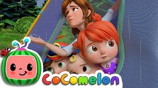 Video Rain Rain Go Away | CoCoMelon Nursery Rhymes & Kids Songs MP3, 3GP, MP4, WEBM, AVI, FLV Januari 2019