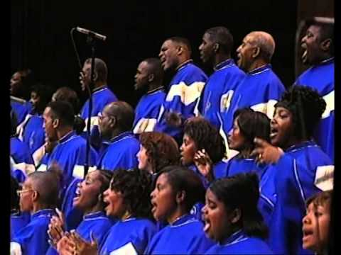 "The Georgia Mass Choir – ""They That Wait On The Lord"""
