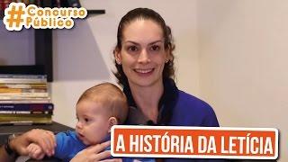 #VidaDeConcurseiro (30/05/2015) - Letícia Odorizi - 1ª Colocada Concurso Analista RF