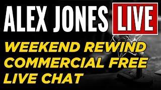 Video LIVE 📢 Alex Jones Show • Commercial Free • WEEKEND REWIND ► Infowars Stream download in MP3, 3GP, MP4, WEBM, AVI, FLV January 2017