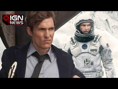 Matthew McConaughey's Advice For Stars of True Detective Season 2