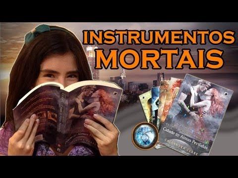 A Culpa é dos Livros - Instrumentos Mortais