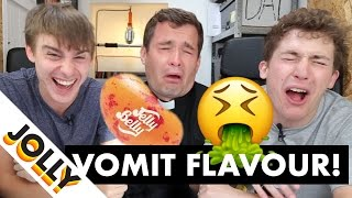 Video EATING BOOGER FLAVOURED JELLY BEANS (with REV CHRIS)!! MP3, 3GP, MP4, WEBM, AVI, FLV Maret 2019