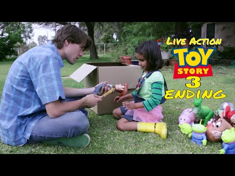 Live Action Toy Story 3 Ending