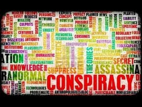 Conspiracy Theories part 2