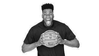 Bruno Fernando, o 1.º angolano na NBA