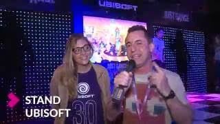 Ubisoft dijo presente en #ArGameShow