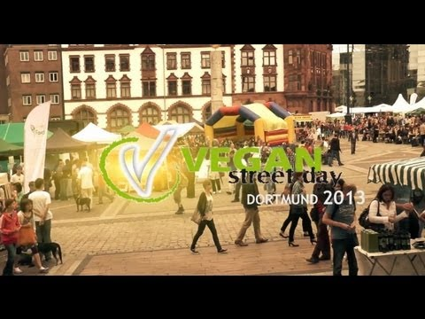Vegan Street Day 2013 Dortmund [HD]