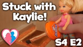 "The Barbie Happy Family Show S4 E2 ""Stuck with Kaylie"""