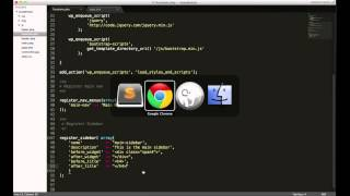 WordPress Development Tutorials - Pt 6 : HTML CSS To Theme