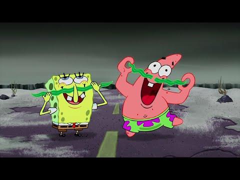 SpongeBob Production Music - Seaweed 10 Hours