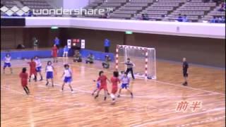 Download Lagu 2013 JOCハンドボール大会女子決勝 スーパープレー Mp3