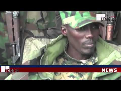 TÉLÉ 24 LIVE: Tensions avec Kinshasa, les négociations entre le M23 ( groupe rebelle ) et les autorités de la RDC patinent