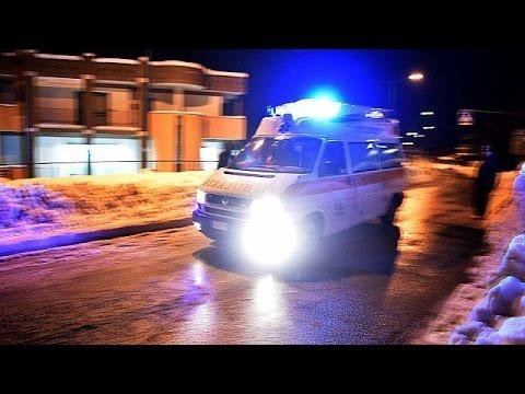 Μάχη με το χρόνο για τον εντοπισμό επιζώντων στο ξενοδοχείο Rigopiano