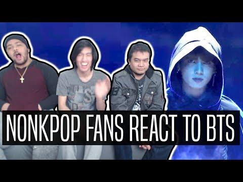 NONKPOP FANS REACT TO BTS MMA 2018  방탄소년단 MELON MUSIC AWARDS 2018