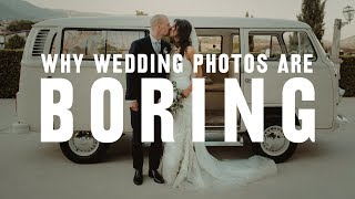 Video Why WEDDING PHOTOGRAPHY is BORING (and how to change that) MP3, 3GP, MP4, WEBM, AVI, FLV September 2018