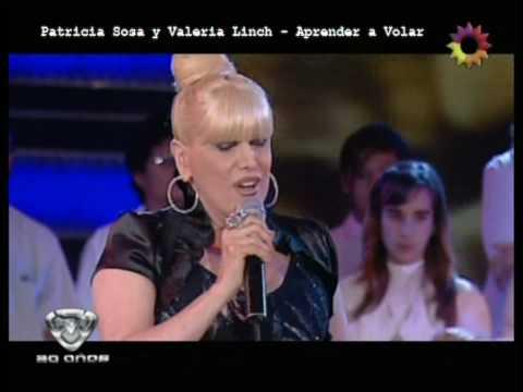 Patricia Sosa y Valeria Lynch - Aprender a Volar -  2009
