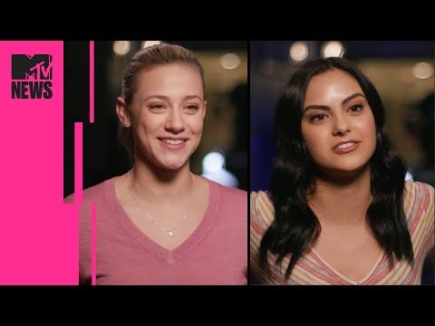 Riverdale Cast Reveal Their Go-To Audition Songs 🎵 | MTV News