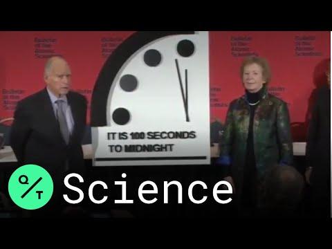 "Video - Ρολόι της Αποκάλυψης : 100 ""δευτερόλεπτα"" πριν το τέλος του κόσμου"