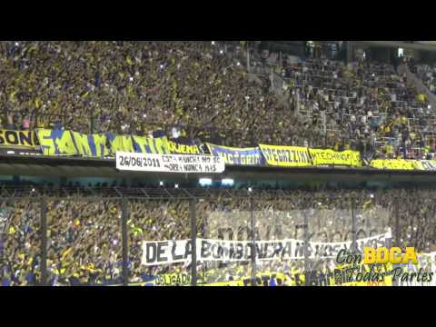 Video - Hinchada hay una sola - La 12 - Boca Juniors - Argentina