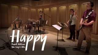 Happy - Pharrell Williams | Tailored Sessions Cover