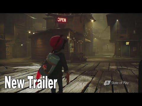 Trailer de State of Play 2019 de Concrete Genie