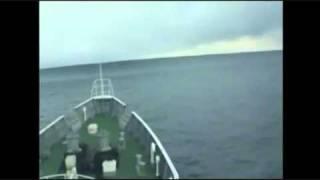 Sóng thần trước khi tấn công Nhật Bản (vietinfo.eu)