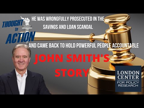 He Was Wrongfully Prosecuted during the S & L Scandal and Held Powerful Bankers Accountable