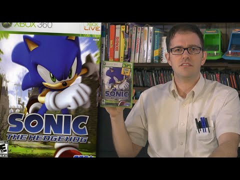 Sonic the Hedgehog 2006 (Xbox 360) Angry Video Game Nerd: Episode 145 (Sponsored) (видео)