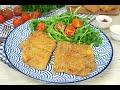 Mushroom cutlet: this vegetarian recipe is sure to please everyone!