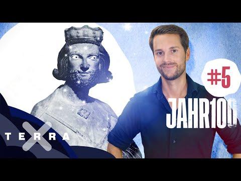 5. Jahrhundert – Chlodwig I. – der Urvater Europas? #jahr100 #5 | MrWissen2go | Terra X
