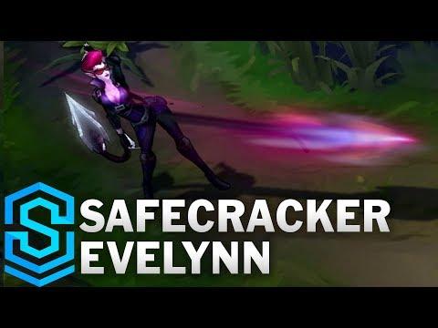 Evelynn Cạy Két - Safecracker Evelynn thumbnail