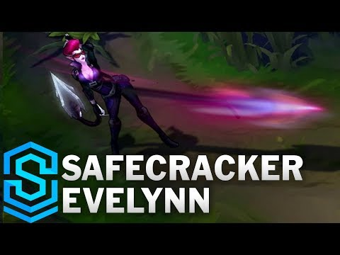 Evelynn Cạy Két - Safecracker Evelynn