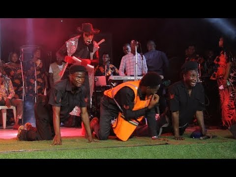 Just like Alfa Sule,This incredible funny Dance drama stole the show at Baba Sala tribute concert