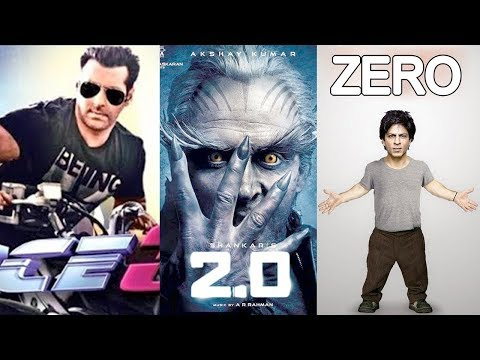 Top 10 Big Budget Upcoming Bollywood Movies List 2