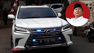 Video Mewah Tapi Jadul! 7 Mobil Pribadi Milik Prabowo MP3, 3GP, MP4, WEBM, AVI, FLV April 2019
