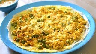 Chicken Masala Dosa Recipe in Tamil